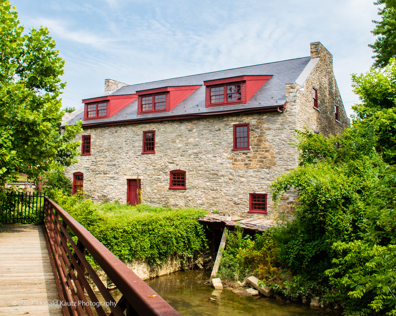 Shady Grove Mill