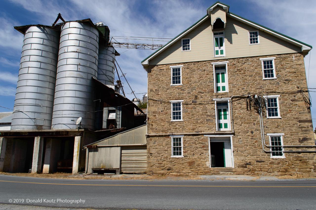 Milton Grove Mill