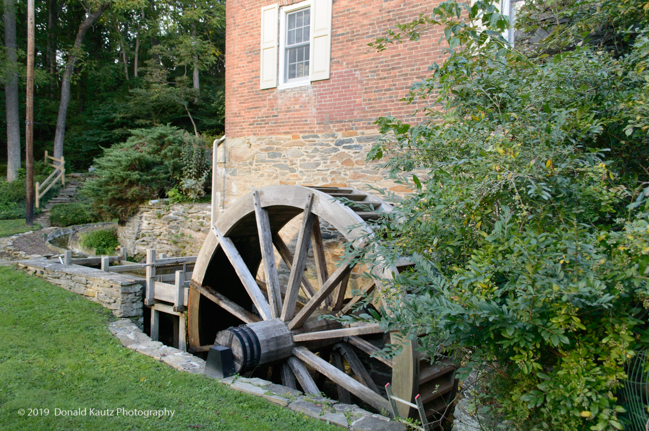 Kirk's Mill is located on the Raccoon Creek in Little Britain Township, Lancaster County, Pennsylvania. This mill was built in 1815.