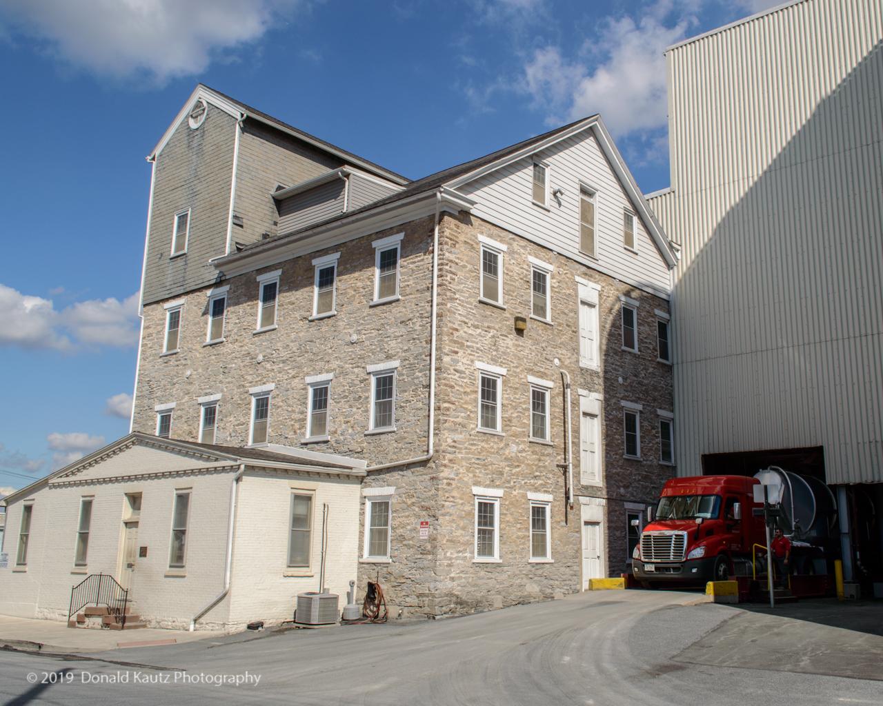 Spangler's Mill